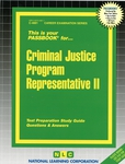 Criminal Justice Program Representative II