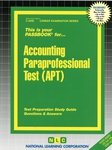 Accounting Paraprofessional Test (APT)
