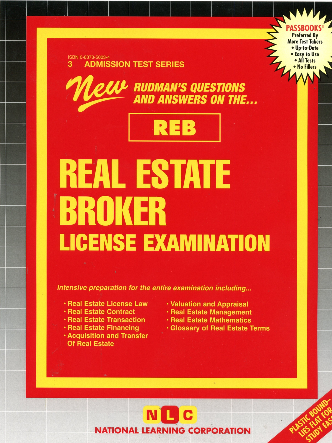 Real Estate Broker (REB)