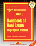HANDBOOK OF REAL ESTATE (HRE) (ENCYCLOPEDIA OF TERMS)