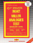 MILLER ANALOGIES TEST (MAT)