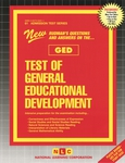 TEST OF GENERAL EDUCATIONAL DEVELOPMENT (GED)