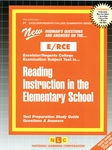 READING INSTRUCTION IN THE ELEMENTARY SCHOOL