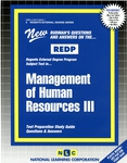 MANAGEMENT OF HUMAN RESOURCES III