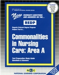 COMMONALITIES IN NURSING CARE: AREA A