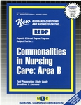 COMMONALITIES IN NURSING CARE: AREA B