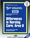 DIFFERENCES IN NURSING CARE: AREA B