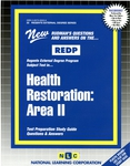 HEALTH RESTORATION: AREA II