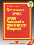 Certified Professional in Medical Services Management