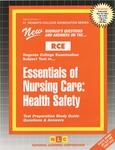 Essentials of Nursing Care: Health Safety