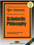 SCHOLASTIC PHILOSOPHY