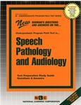 SPEECH PATHOLOGY AND AUDIOLOGY
