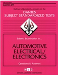 AUTOMOTIVE ELECTRICAL/ELECTRONICS