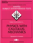 PHYSICS WITH CALCULUS: MECHANICS