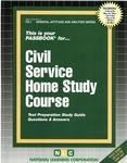 CIVIL SERVICE HOME STUDY COURSE