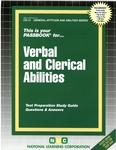 VERBAL AND CLERICAL ABILITIES