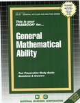 GENERAL MATHEMATICAL ABILITY