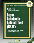 BASIC SCHOLASTIC APTITUDE TEST (BSAT)