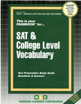 SAT & COLLEGE LEVEL VOCABULARY