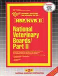 National Veterinary Boards (NBE) (NVB) Part II - Pharmacology, Therapeutics, Parasitology, Hygiene
