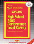 HIGH SCHOOL APL SURVEY (APL/HS)