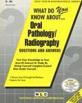 ORAL PATHOLOGY/RADIOGRAPHY