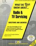 RADIO & TV SERVICING