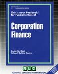 CORPORATION FINANCE