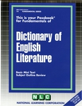 DICTIONARY OF ENGLISH LITERATURE