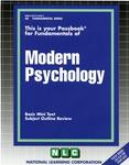 MODERN PSYCHOLOGY