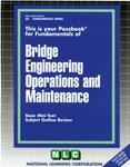 BRIDGE ENGINEERING OPERATIONS AND MAINTENANCE