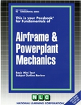 AIRFRAME & POWERPLANT MECHANICS