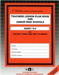 JUNIOR HIGH SCHOOLS (7-8-9)