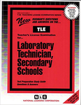Laboratory Technician, Secondary Schools
