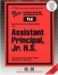 Assistant Principal, Jr. H.S.