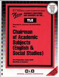 Academic Subjects (English & Social Studies)