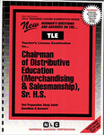 Distributive Educations (Merchandising & Salesmanship), Sr. H.S.