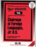 Foreign Languages, Jr. H.S.