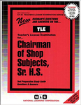 Shop Subjects, Sr. H.S.
