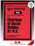 Social Studies, Sr. H.S.