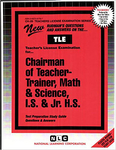 Teacher-Trainer, Math & Science, I.S. & Jr. H.S.