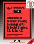 Teacher-Trainer, Language Arts & Social Studies, I.S. & Jr. H.S.