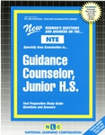 GUIDANCE COUNSELOR, JUNIOR H.S.