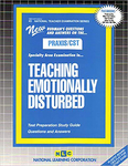 TEACHING EMOTIONALLY DISTURBED