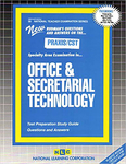 OFFICE & SECRETARIAL TECHNOLOGY
