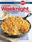 America's Best Recipes Simple Weeknight Meals