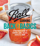 Ball Canning Back to Basics