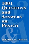 1001 Questions and Answers on Pesach