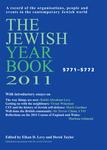 The Jewish Year Book 2011