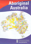 Aboriginal Australia Map - large flat